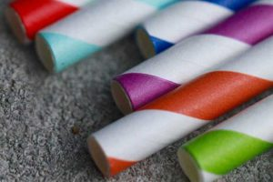 3 STEPS TO FIND THE RIGHT PAPER STRAW