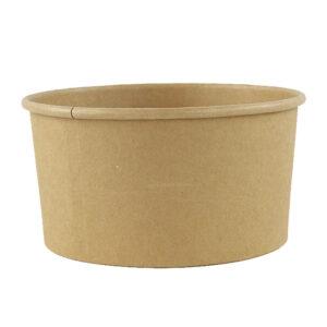32oz PE Lined Kraft Deli Paper Container (360/CS)