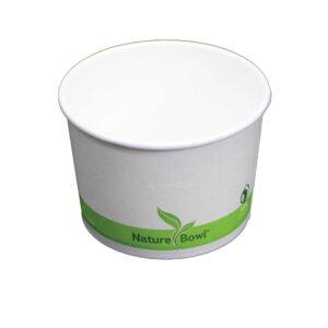 8oz PLA Compostable Soup Container (1000/CS)