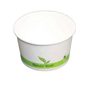 12oz PLA Compostable Soup Container (500/CS)