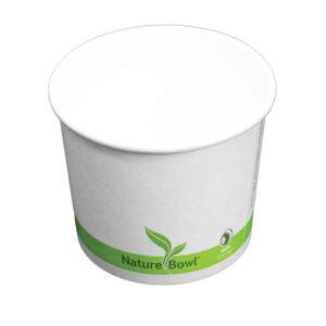 16oz PLA Compostable Soup Container (500/CS)