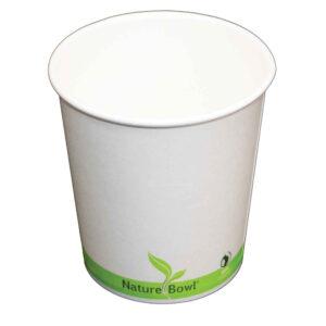 24oz PLA Compostable Soup Container (500/CS)