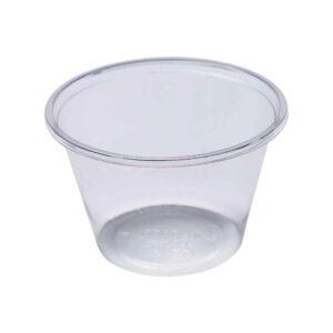 4oz PLA Cold Compostable Portion Cup (2000/CS)