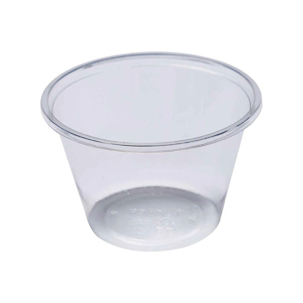 4oz PLA Cold Compostable Portion Cup (2000/CS)