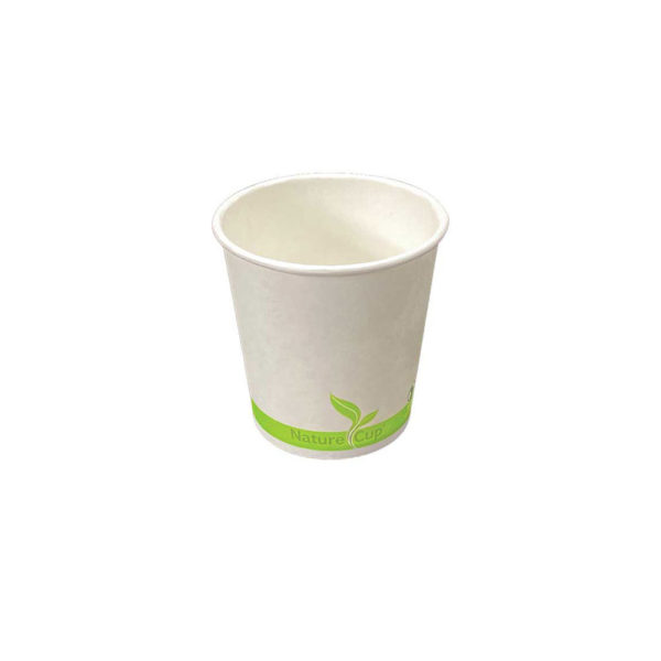 4oz PLA Lined Single Wall Paper Cup