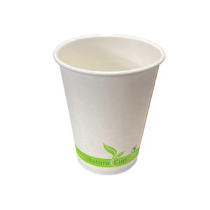 12oz PLA Lined Single Wall Paper Cup