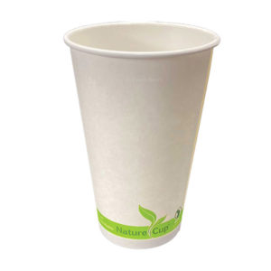 16oz PLA Lined Single Wall Paper Cup