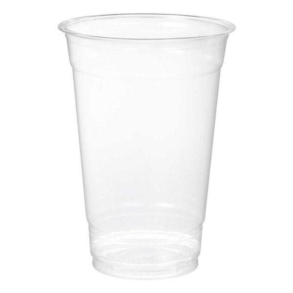 20oz (600ml) PLA Cold Compostable Drink Cup (1000/CS)