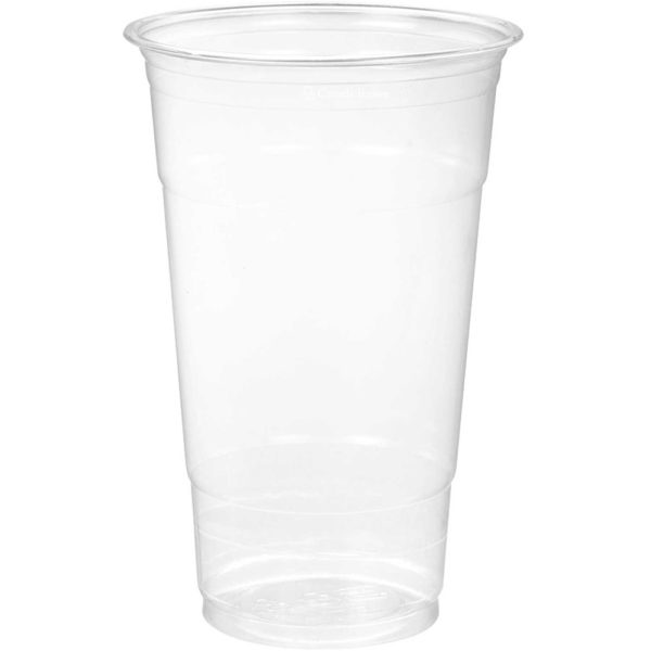 24oz (700ml) PLA Cold Compostable Drink Cup (600/CS)