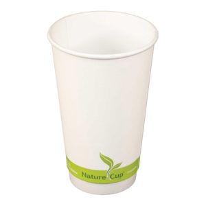 16oz PLA Lined Double Wall Paper Cup