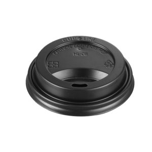 Plastic Dome Lid for 8oz Paper Cup