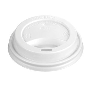 Plastic Dome Lid for 10-20oz Paper Cup