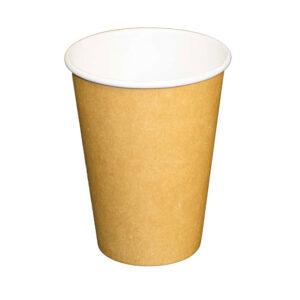 12oz Plain Kraft Paper Cup