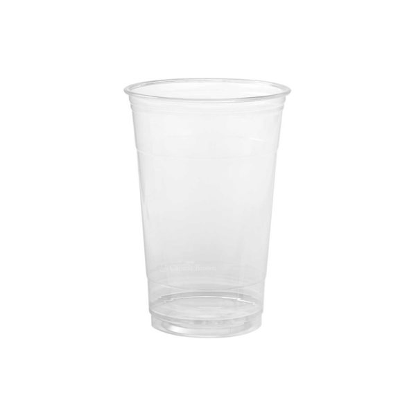8oz PET Clear Cold Cup (78mm) (1000/CS)