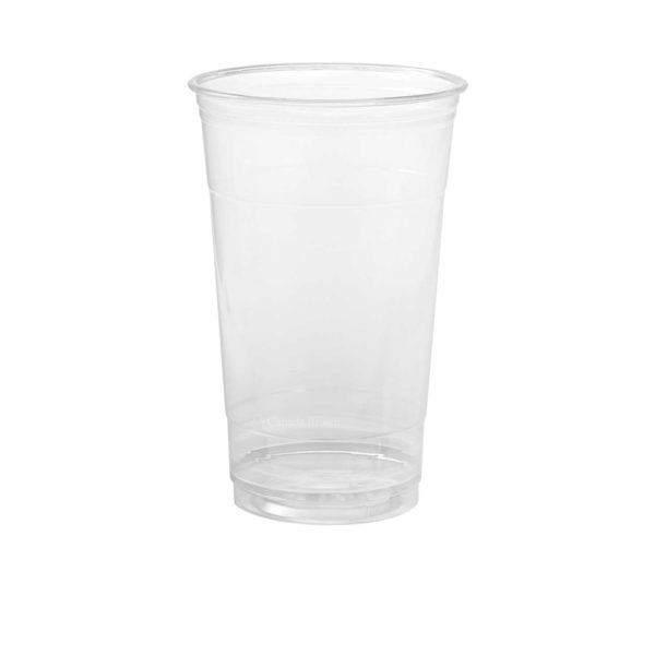 10oz PET Clear Cold Cup (78mm) (1000/CS)