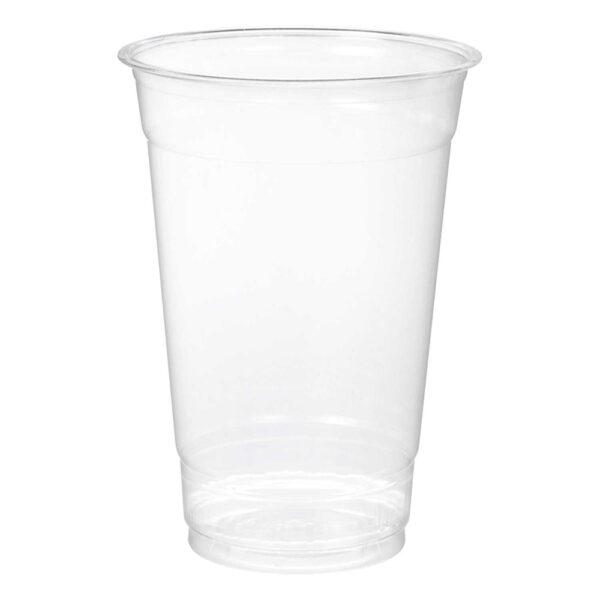 20oz PET Clear Cold Cup (98mm) (1000/CS)