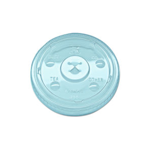 9508214 KAL-CLEAR 7OZ APETC LID FOR RK7 CUP (2500/CS)