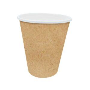 10oz Plain Kraft Paper Cup