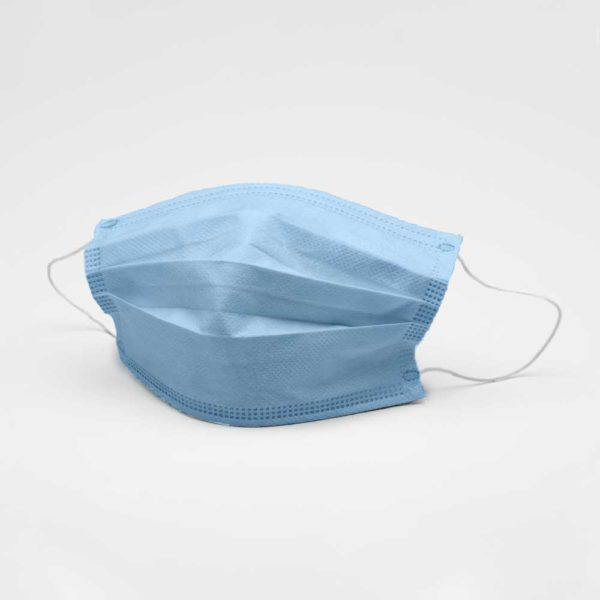 3 Ply Disposable Earloop Face Masks
