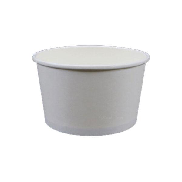5oz Plain White Paper Soup Bowl (1000/CS)