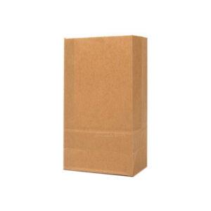 Natural 14LB Paper Grocery Bag 7.75 x 4.75 x 14.750 (500/Case)