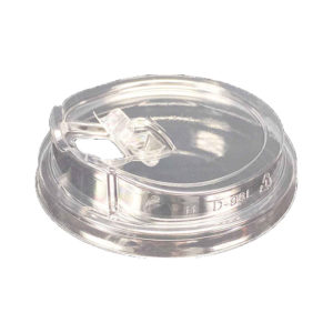PET Sippy Lid for 12/14/16/20/24oz PET Clear Cold Cups ( 98mm) (1000/Case)