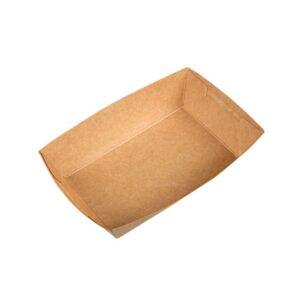 #5 Kraft Paper Food Tray