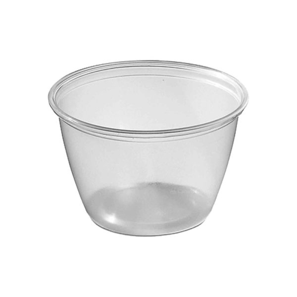 4oz PP Portion Cup
