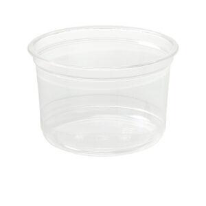 12oz PET Round Deli Container (500/CS)
