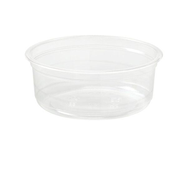 8oz PET Round Deli Container (500/CS)