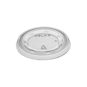 PET Lid for 1.5oz and 2oz PP Portion Cup