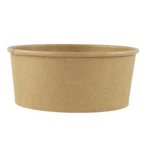 26oz PLA Lined Kraft Deli Paper Container (360/CS)